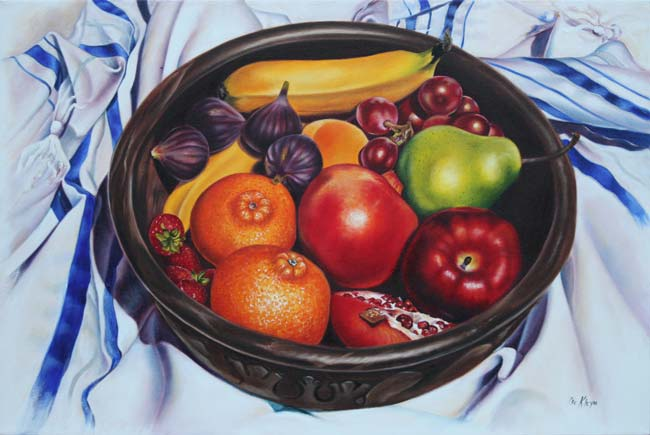 Fruit of the Spirit by Ilse KLeyn